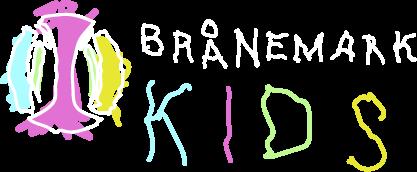 Branemark Kids Logo blanco